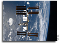 NASA ISS On-Orbit Status 22 April 2009