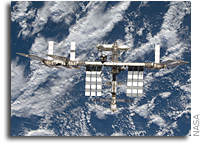 NASA ISS On-Orbit Status 8 March 2009