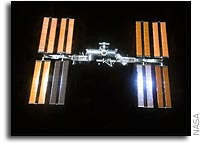 NASA ISS On-Orbit Status 8 April 2009