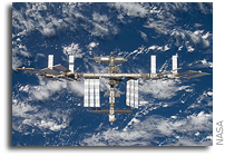 NASA ISS On-Orbit Status 25 April 2009