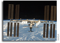 NASA ISS On-Orbit Status 4 May 2009