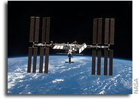 NASA ISS On-Orbit Status 1 May 2009