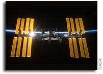 NASA ISS On-Orbit Status 8 October 2009