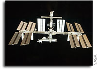NASA ISS On-Orbit Status 18 October 2009