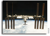 NASA ISS On-Orbit Status 18 August 2009