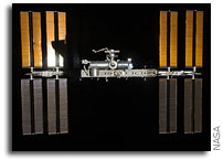 NASA ISS On-Orbit Status 20 October 2009