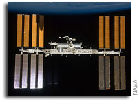 NASA ISS On-Orbit Status 8 August 2009