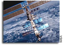 NASA Modifies Boeing International Space Station Contract