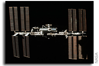 Spacewalk and Transfers Ahead for ISS and Shuttle Crews