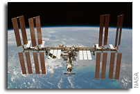 NASA ISS On-Orbit Status 9 April 2012