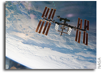 NASA ISS On-Orbit Status 19 July 2012