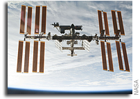 NASA ISS On-Orbit Status 1 April 2012