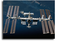 International Space Station in Stable Configuration After Loss of Cooling Loop