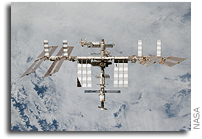 International Space Station Repair Spacewalk Planned for Friday