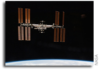 NASA ISS On-Orbit Status 21 July 2012