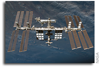 NASA ISS On-Orbit Status 25 December 2010