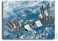 NASA ISS On-Orbit Status 1 November 2010