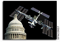 Senate Appropriators Issue FY 2004 NASA Budget Report