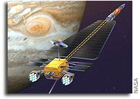 NASA Selects Contractor for First Prometheus Mission to Jupiter