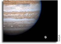 Ulysses Sweeps up Dust From Jupiter