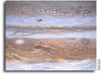 Link Discovered Between Earth's Ocean Currents and Jupiter's Bands
