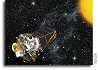 Dust Cover Jettisoned From NASA's Kepler Telescope