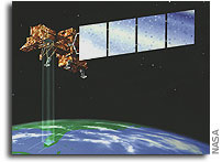 USGS Defines Roles for New Landsat 7 Satellite Mission