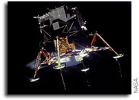 NASA Commemorates Moonshot Moment's Golden Anniversary Agency Looks to the Future and Beyond Low-Earth Orbit