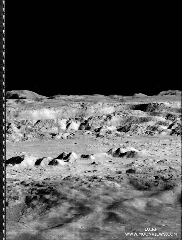 Iconic Lunar Orbiter Image of Copernicus Re-released
