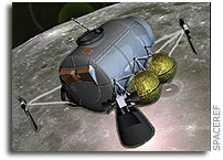 NASA Announces New Center Assignments for Moon Exploration