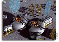 NASA Lunar Surface Systems Concept Studies Broad Agency Announcement