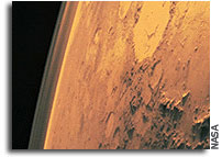 Hypothesis to Explain Atmospheric Methane Findings on Mars Presented in Astrobiology Journal