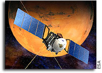 Mars Express Radar Ready to Work