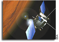 Mars Express mission extended