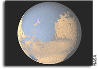 New findings could dash hopes for past oceans on Mars