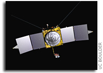 Lockheed Martin Completes Primary Structure of NASA'S MAVEN Spacecraft
