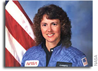 Teacher In Space Christa McAuliffe's Original Lessons Now Available Online at Challenger Center