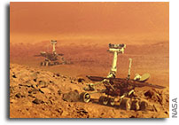 NASA Mars Rover Status Report 27 January 2005
