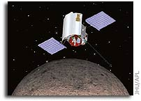 NASA'S Messenger Spacecraft Returns To Mercury