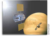 NASA MESSENGER Spacecraft Ready for Science-rich Encounter with Venus