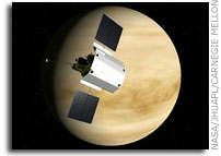 MESSENGER Completes Second Flyby of Venus