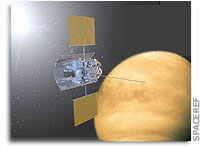 Messenger Lines Up For Its Second Venus Flyby