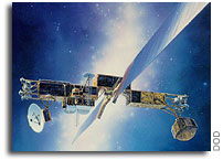 Second Milstar Satellite Built by Lockheed Martin Achieves 10 Years in Service
