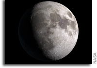 Video: Watch The Moon Go Through Its Phases in 2012