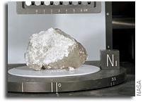 NASA Gives Media, Public Look Inside Apollo Moon Rock Vault