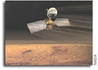 Mars Reconnaissance Orbiter Nears End of Aerobraking