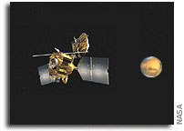 Mars Reconnaissance Orbiter Nears Red Planet Rendezvous