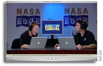 NASA Edge Vodcasts: Embrace Your Inner Astronaut
