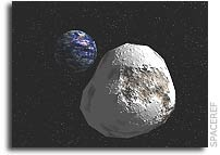 NEO News: Closest Asteroid 2004 FU162