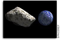 Possible threat to Earth by asteroids among issues at UN debate on outer space